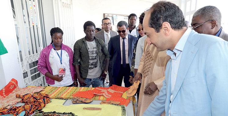 Semaine culturelle et sportive des étudiants étrangers au Maroc