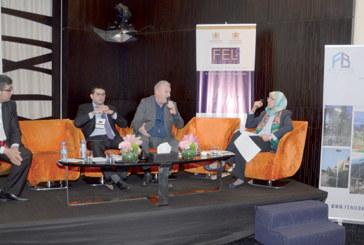 Forum de l'éclairage LED : Un passage réussi pour Fénie Brossette