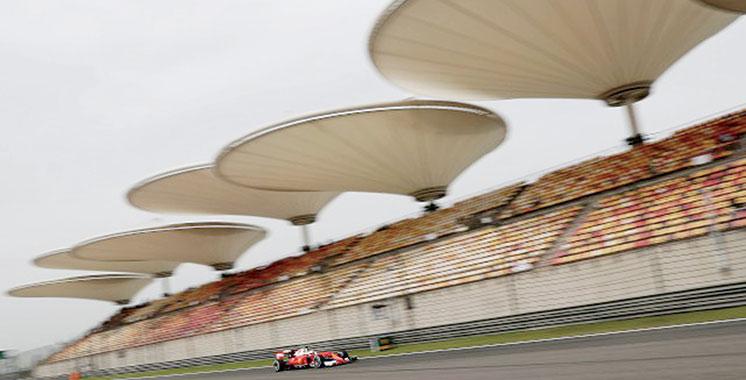 Automobile : La Formule 1 organise un nouveau festival à Shanghai