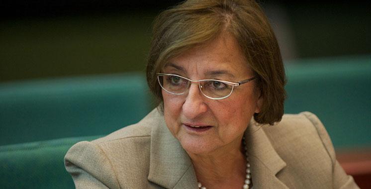 La secrétaire générale adjointe du Conseil de l'Europe au Maroc mercredi
