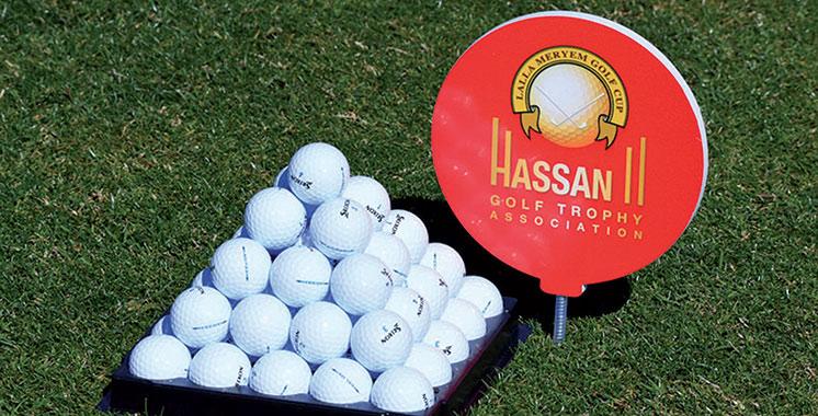 Golf : Coup d'envoi à Rabat du 45è Trophée Hassan II et de la 24è Coupe Lalla Meryem
