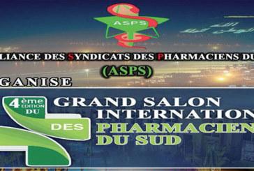 4 ème édition du Grand salon international des pharmaciens du Sud