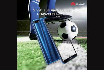 Huawei Y7 Prime 2018  pour des photos plus définies