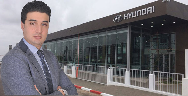 Oussama Berrada Gouzi  à la tête de Hyundai Maroc