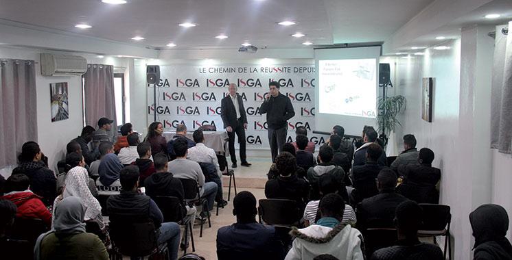ISGA : L'expert international Thierry Divoux anime une série de conférences sur l'Ethernet