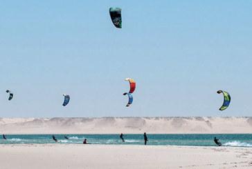 Dakhla : Le Maroc remporte le premier Championnat d'Afrique de kitesurf