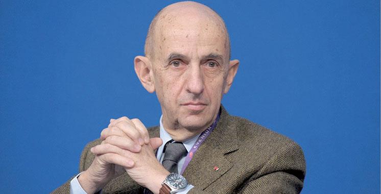Louis Gallois compte céder  la présidence de PSA d'ici deux ans