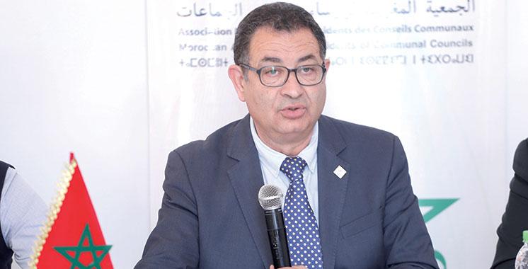 Mohamed Boudra : «Le Maroc sera l'hôte en novembre du congrès des villes africaines»