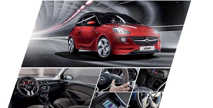 Opel : Un retour en force et une offre Salon alléchante