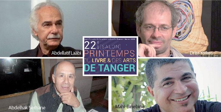 Printemps du livre et des arts de Tanger : Une 22ème édition dédiée  à «la rencontre»