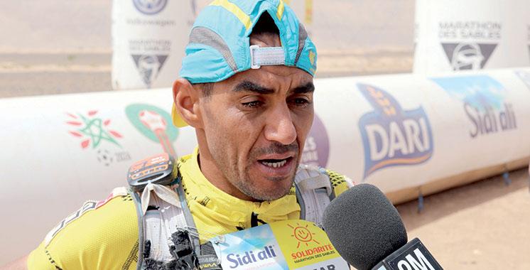 Marathon des sables : Rachid El Morabity à l'assaut d'un sextuplé