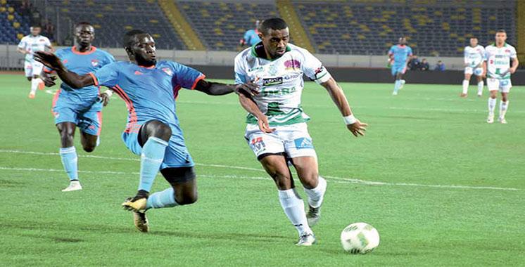 Barrage de la Coupe de la CAF : Le Raja et la RSB visent un résultat positif à l'extérieur