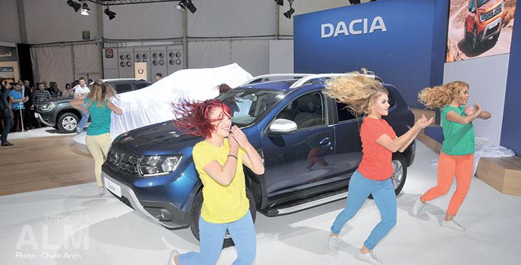 Plus robuste que jamais : Le Nouveau Dacia Duster allie confort et prestations tout-terrain