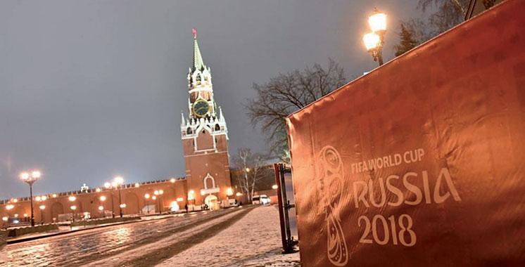 Russie : Une «police touristique» pour assurer la sécurité des supporters