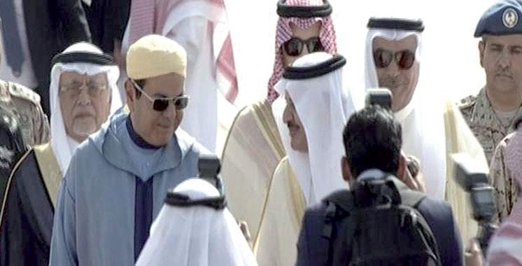 SAR le Prince Moulay Rachid en Arabie Saoudite pour le 29ème Sommet arabe