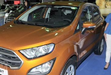 L'EcoSport du dernier SUV compact de Ford lancée à Casablanca : Une voiture économique et sportive à la fois
