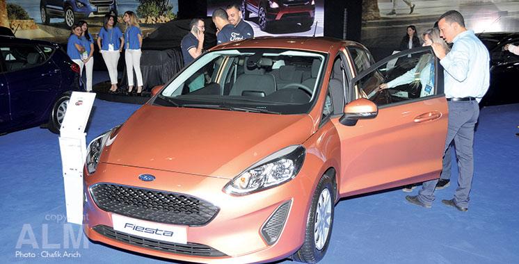 Plus sophistiquée et connectée : La Nouvelle Ford Fiesta lancée  au Maroc à 145.000 DH seulement