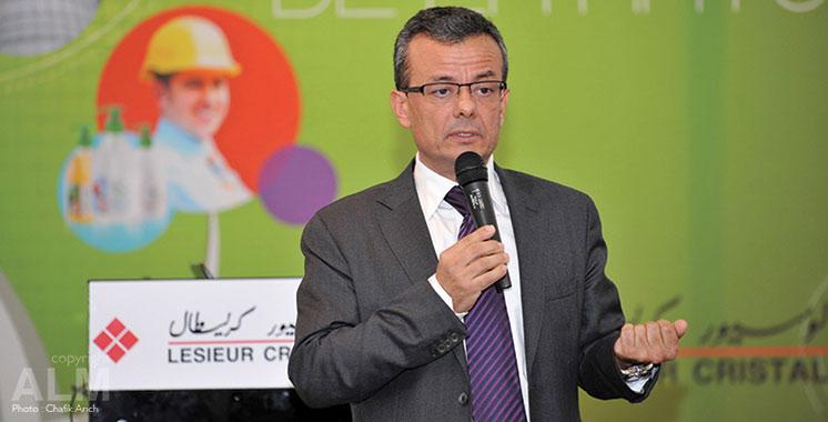 Samir OudghiriIdrissi : «Grâce à son développement à l'export, Lesieur Cristal a réussi à faire une belle année  2017»
