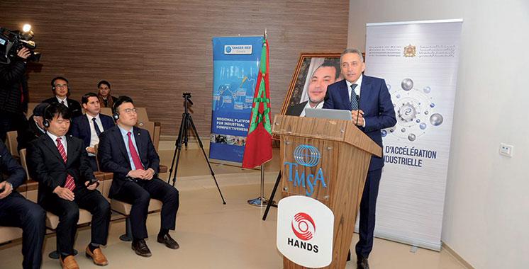 Le Coréen Hands investira 4 milliards DH : Une usine de jantes alu à Tanger