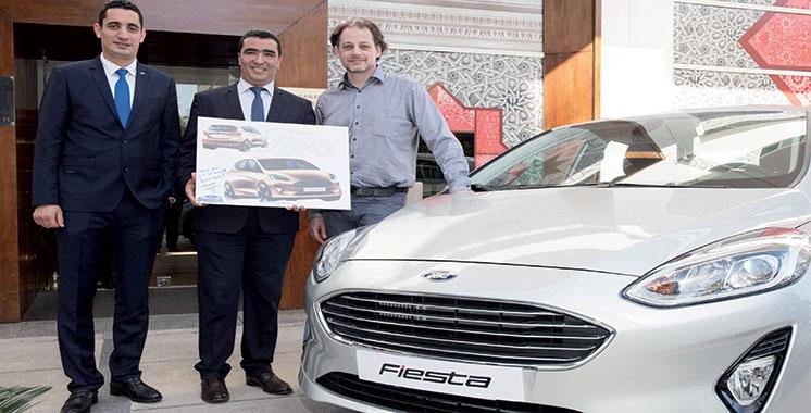 Ford éclaire sur la conception du design : Ford éclaire sur la conception du design  de sa Fiesta