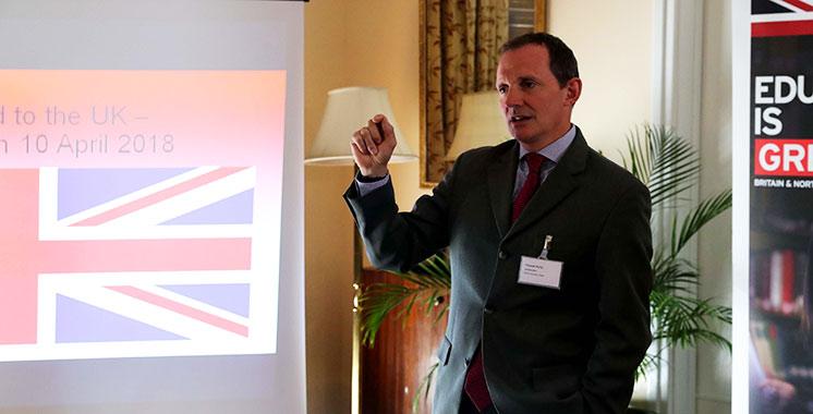 Le Royaume-Uni souhaite approfondir ses relations avec le Maroc