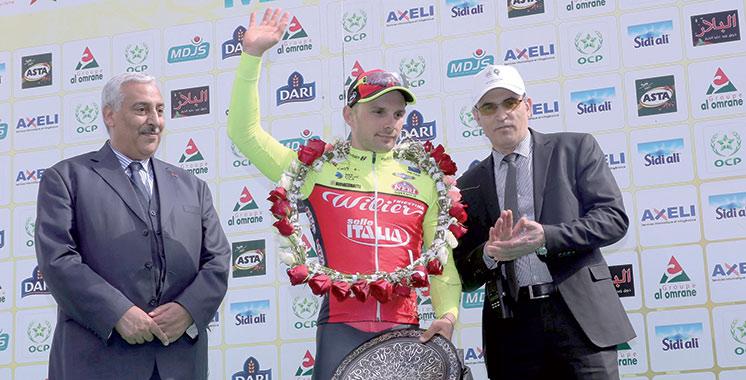 Tour du Maroc de cyclisme : Une deuxième étape périlleuse pour les coureurs marocains
