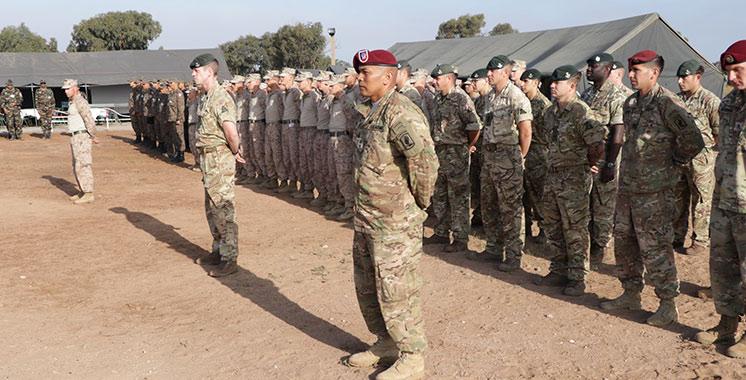 Opération «African Lion 18» : 900 militaires américains au Maroc