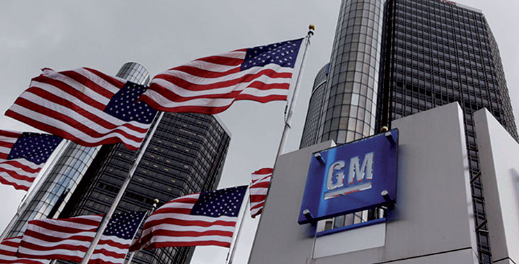 Etats-Unis : General  Motors supprime  1.500 emplois