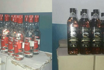 Beni Insar : Saisie de plus de 1.200 bouteilles de vodka et whisky