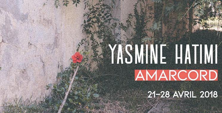 «Amarcord» de Yasmine Hatimi à l'Alliance française de Safi