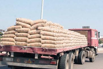 13,52 millions t de ciment livrées en 2019