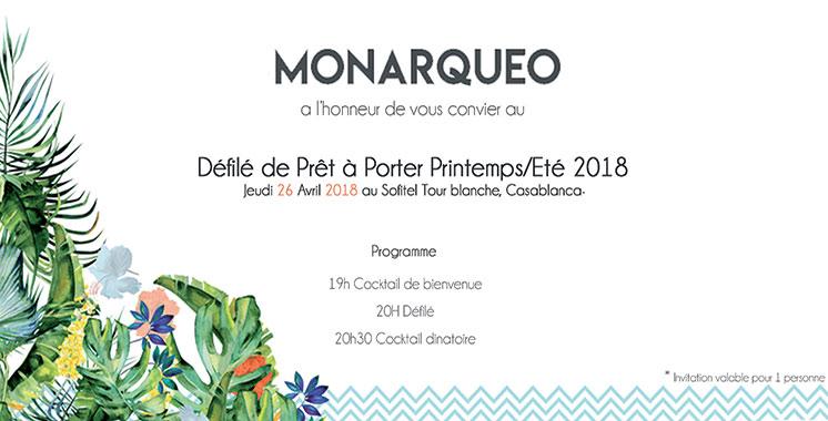 Nouvelle collection : Monarquéo  choisit Nadia Kounda