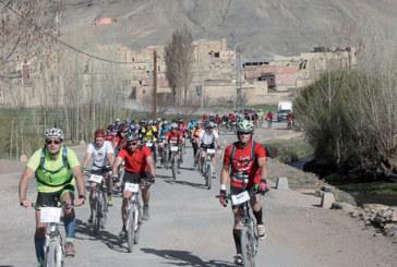 Imilchil abrite la 1ère édition du raid sportif Agoudal