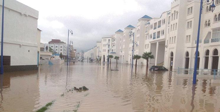 Fnideq : Près de 17 MDH pour se protéger  des inondations