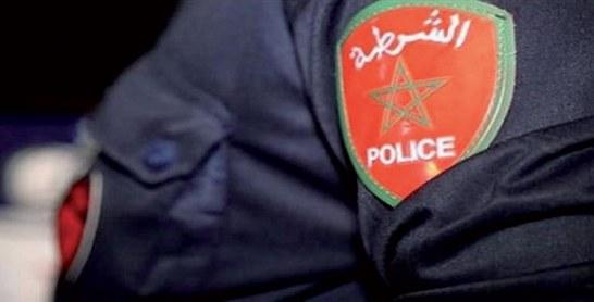 Un policier à Casablanca accusé  de chantage, vol et adultère