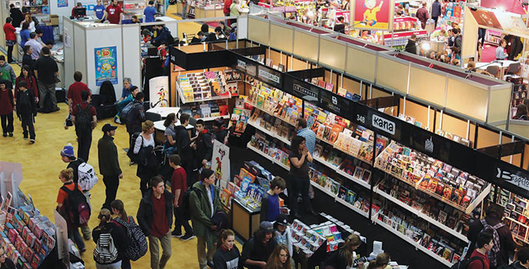 L'édition 2018 se clôturera le 15 avril : Le Maroc en force au Salon international du livre de Québec