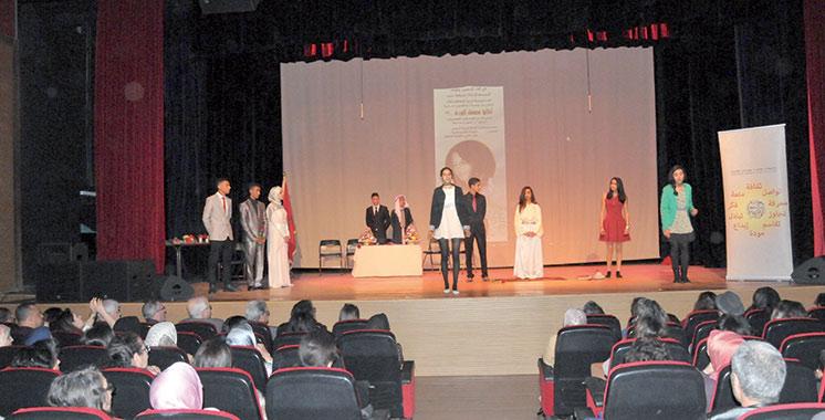 Hommage posthume à l'écrivaine marocaine : Une pièce de théâtre dédiée  aux œuvres de Malika Najib