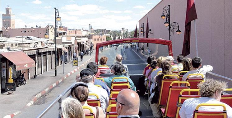 Recettes touristiques : Environ 10 MMDH générés en deux mois