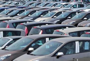 Marché automobile :Une baisse de 8,47% à fin mars 2018