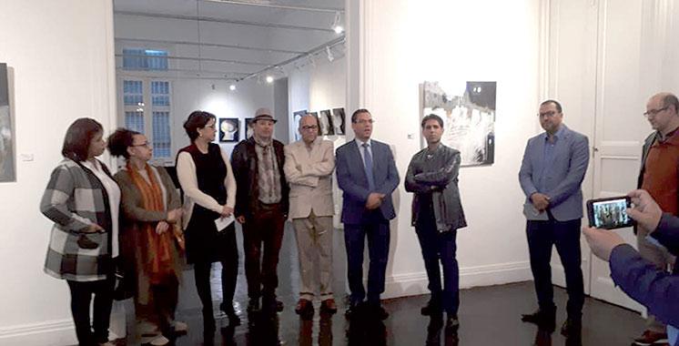 Noureddine Lahrech et Mhammed Cherifi exposent à Tanger