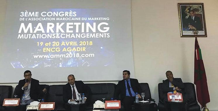 Agadir : La pratique du marketing passée  au peigne fin