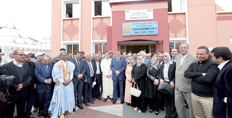 Souss-Massa-Plan Maroc Vert : Akhannouch et les parlementaires font le point