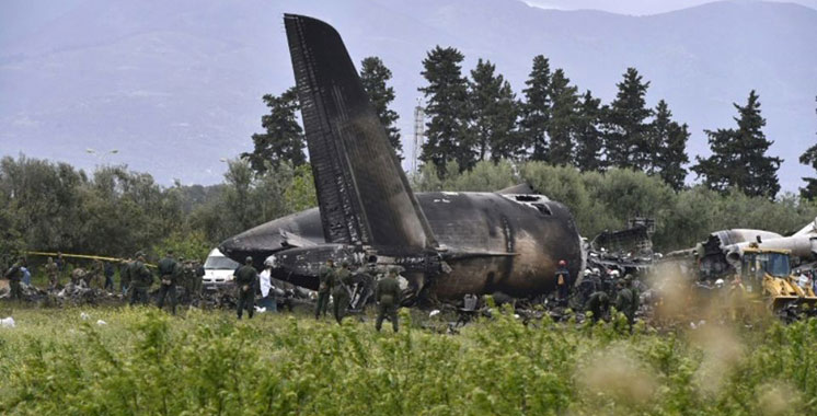 Ils suivaient des entraînements à Alger : 30 soldats du Polisario tués dans le crash d'un avion algérien