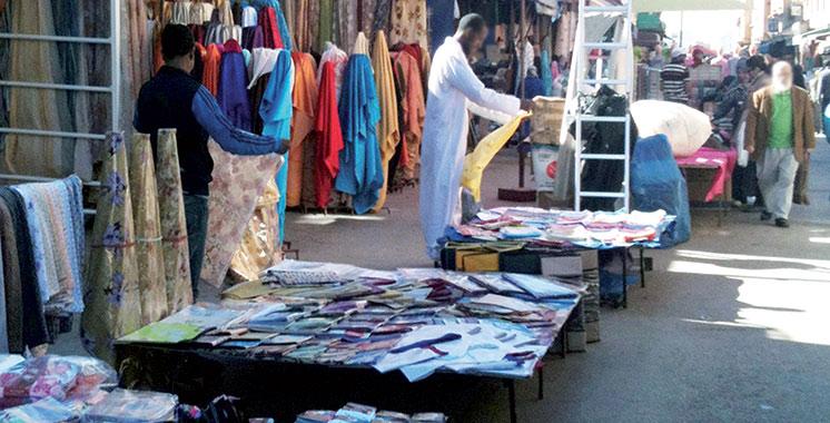L'informel, une chaîne destructrice qui envahit l'économie marocaine