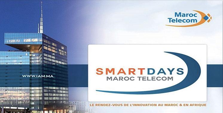 La 2ème édition des Smart Days de Maroc Telecom le 10 avril