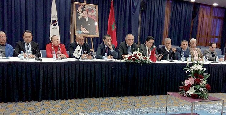 Pour convaincre les opérateurs locaux de soutenir leur candidature à la tête du patronat : Mezouar-Mekouar en campagne à Tanger