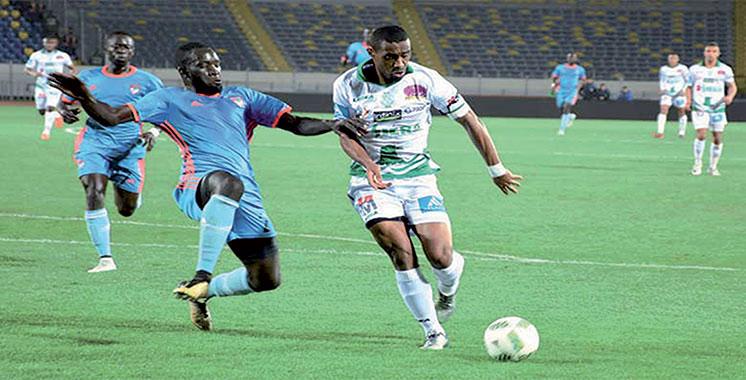 Coupe de la CAF : Le Raja prend une option, la RSB peut  encore y croire