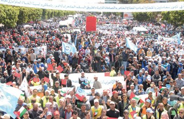1er mai : Le gouvernement augmente les allocations
