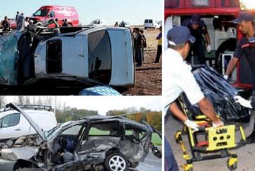 Le nombre de morts sur les routes a explosé de 7,5% au  titre des trois premiers mois de l'année