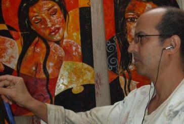 «Sounds like good and evil», exposition de Hamid Bouhioui à Rabat